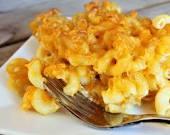 Why Not A Healthier Mac n' Cheese