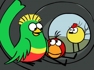 """Check Out """"Peep and the Big Wide World"""" For A Fun Way To Teach Young Grandkids Science & Math"""