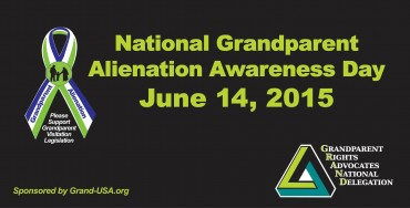 Do You Suffer Grandparent Alienation?