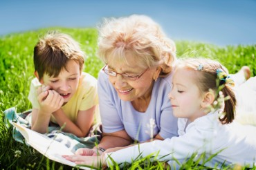 6 Tips To Keep Grandchildren Reading All Summer