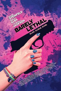 Barely Lethal – An  Unlikely Action-Adventure Comedy
