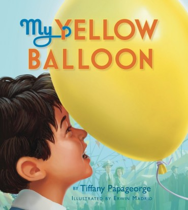 How My Yellow Balloon Helps A Grandchild Suffering Loss