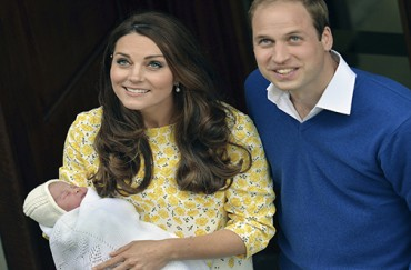 A Princess Is Born And Will Meet Her Great Grandmother, The Queen