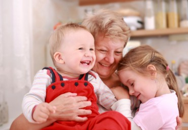Grandparents' Rights Inch Forward With New Visitation Law