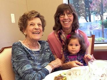 4 Generation Celebrations Don't Always Go Smoothly