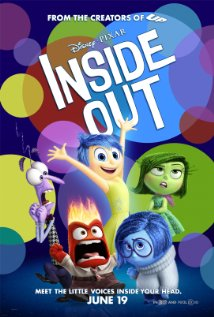Inside Out – An Amazing Film For Grandkids Of All Ages