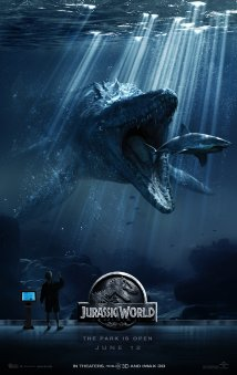 Jurassic World – The Park is Open – Breathtaking, Dramatic, Fearful