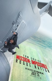 Have A  Blast Seeing Mission Impossible: Rogue Nation