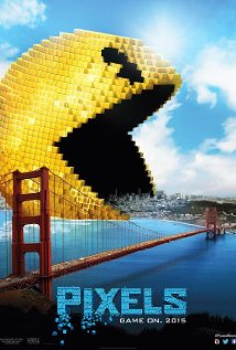 Pixels – Hilarious! Perhaps the Funniest of the Year