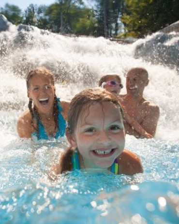Enter For A Chance To Win A Family Vacation At Smugglers' Notch Resort