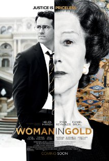 Check Out The Woman in Gold Contest