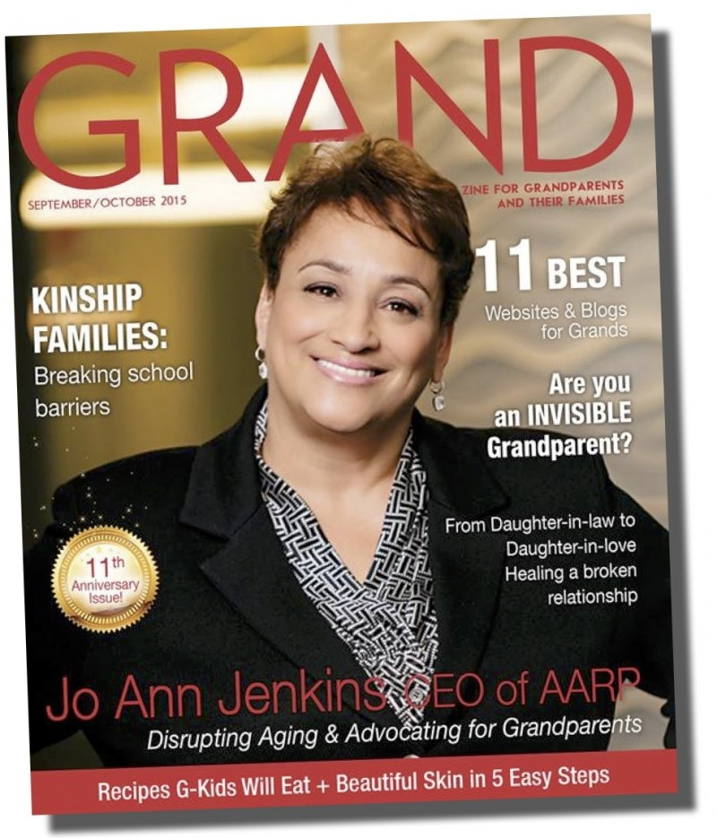 Jo Ann Jenkins, AARP CEO, On Modern Grands' Real Possibilities