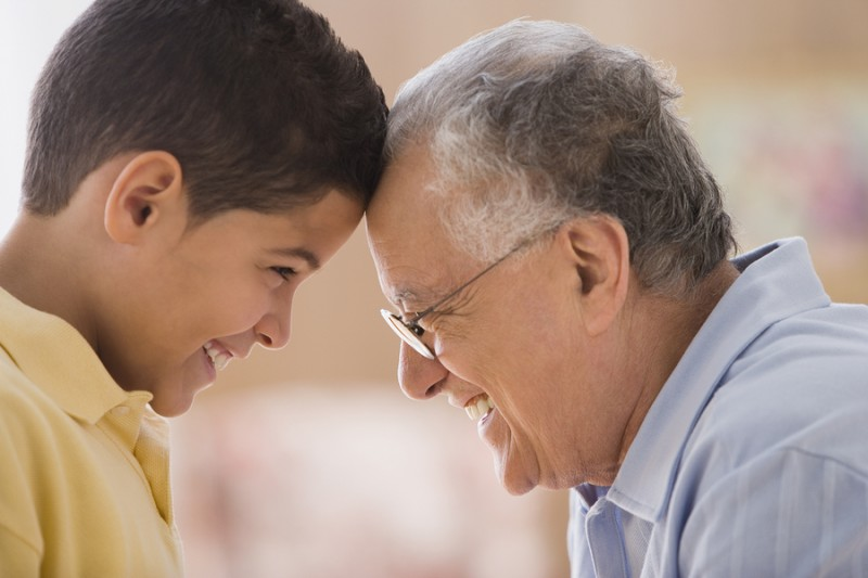 Can You Teach Grandchildren To Show Gratitude?