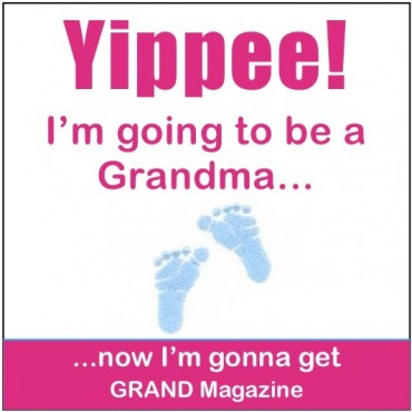 YIPPEE!! I'm Going To Be A GRANDma!