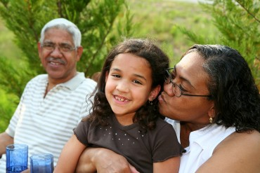 More Grandparents Taking on Parental Role for Grandchildren