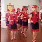 Meet The Marvelous Rockin' Red Hat Sisters