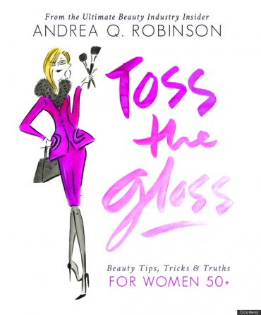 Serious Makeup Tips From Andrea Q. Robinson of Toss the Gloss