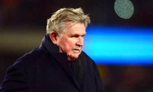 Mike Ditka's advice for grandchildren: Take up golf.