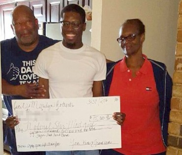 GRANDson Pays Off Grandparent's Mortgage
