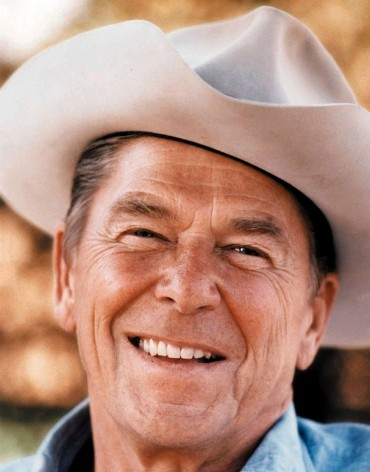 Ronald Reagan: Husband, Father, Hearing Aid User
