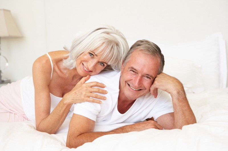 Sex and Age: It Gets Better As You Go Along
