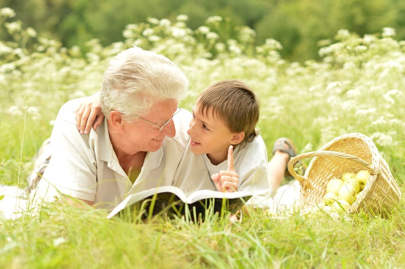 The Delightful Duties of Grandfathers