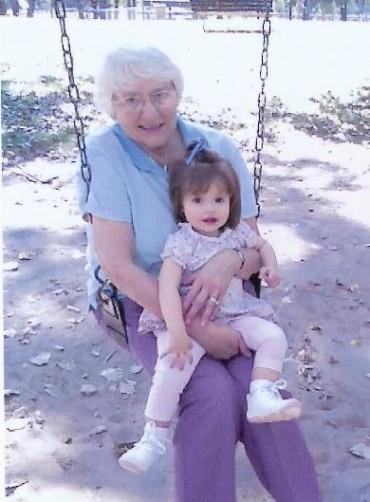 Grandma's Tea Party Discovery