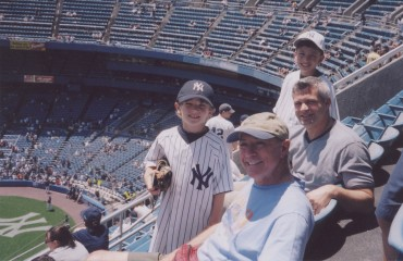 A Grand Day At Yankee Stadium