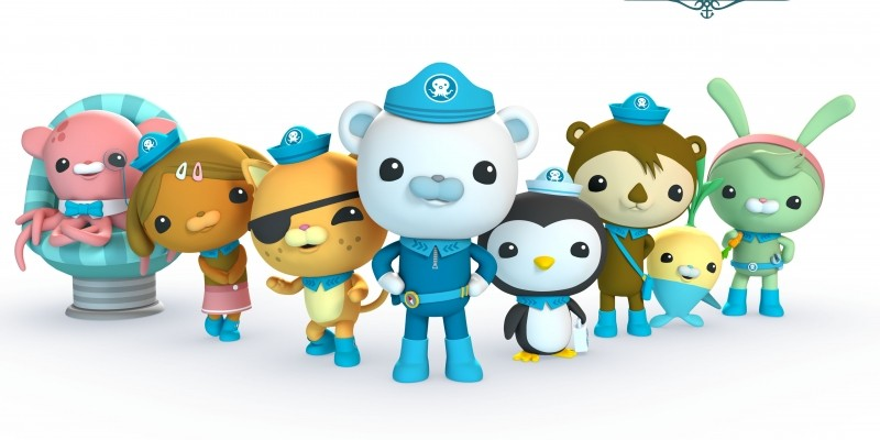 The Octonauts: Creature Encounters – Stealth Learning at its Best!