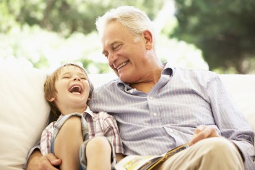 5 Ways My Grandchild Is More Fun Than My Friends