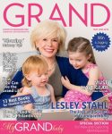 Leslie Stahl - GRAND Magazine Cover May-June 2016 smaller
