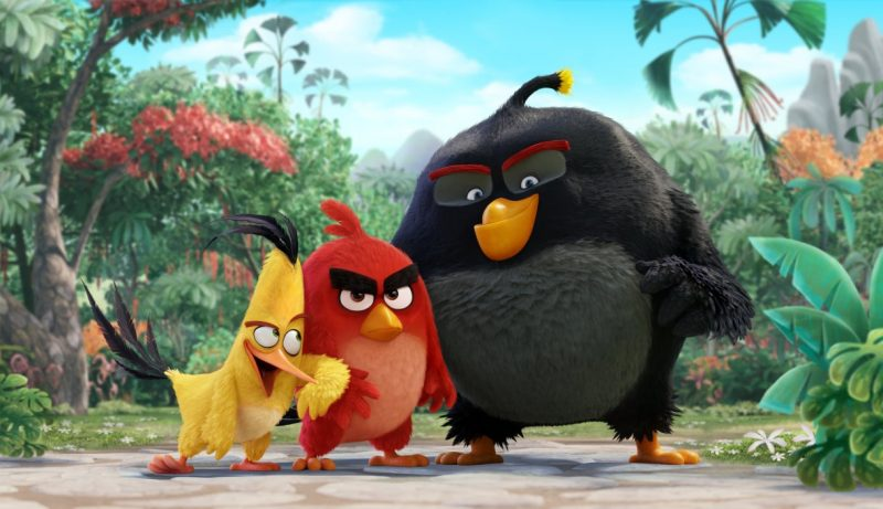 Angry Birds – A Laugh Out Loud Kind Of Movie