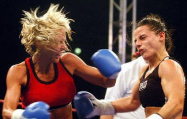 Grandmother Terri Moss Will Knock You Out