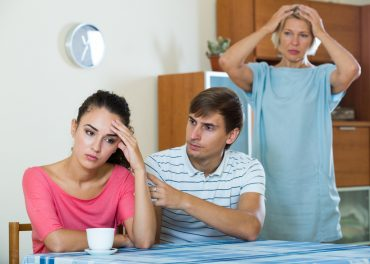 What To Do When Adult Children Fight With Their Spouse