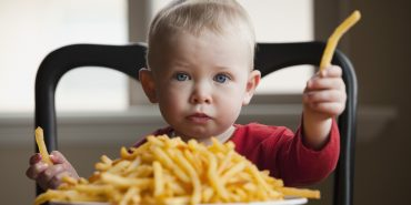 What's The Most Common Vegetable Eaten By American Toddlers?