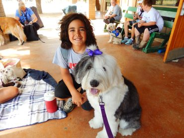 Military Families: Wagging Tails, Smiling Faces: Helping America's Littlest Heroes