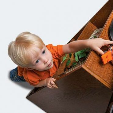 Every 24 Minutes a Child is Injured From Tipped Furniture or TVs