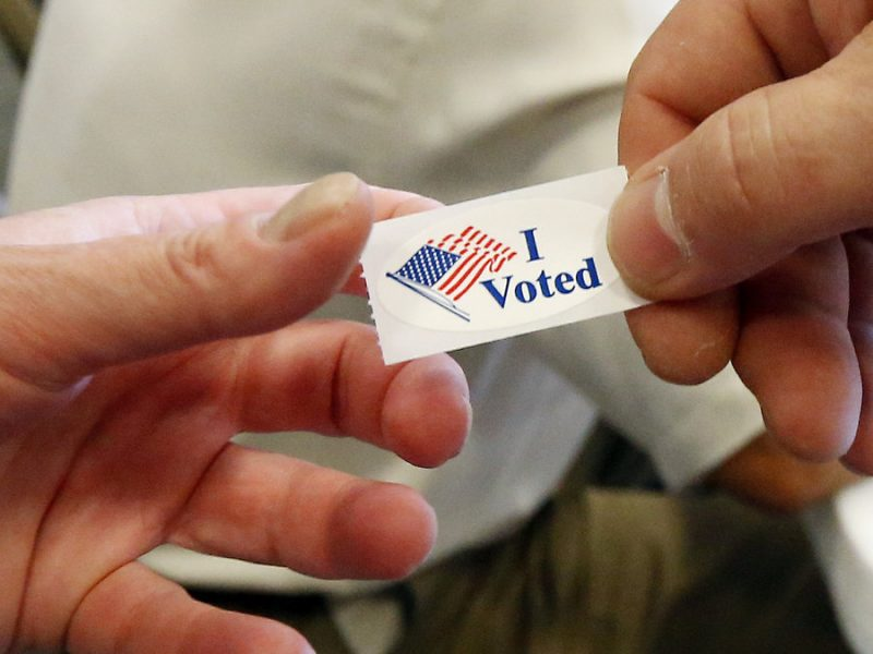 Voting Is Not Just A Right, It's A Sacred Responsibility