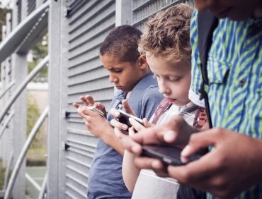 Are Your Grandchildren Addicted To Technology?