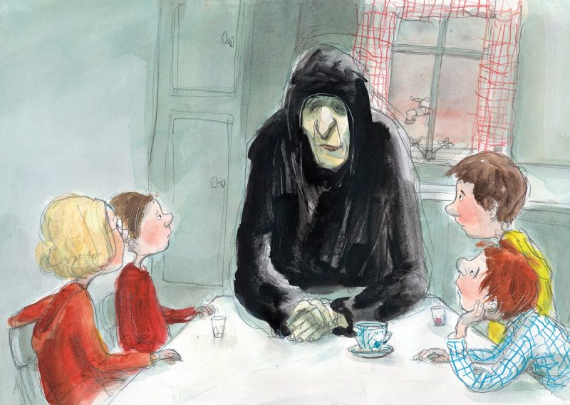 Explaining Death To Children Is Never Easy, And Here Is A Book To Help