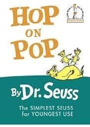 HOP ON POP BOOK IMAGE