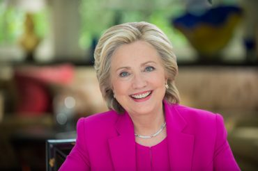 Hillary Clinton: 2016 GRANDPerson of the Year