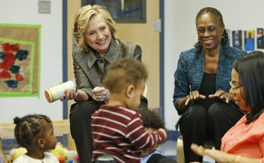 Summation of Hillary Clinton's Work on Behalf of Children & Families