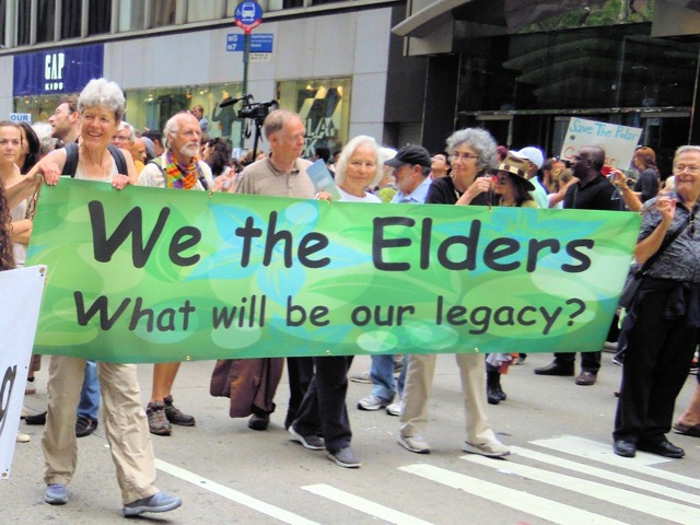 Climate Change – Elders Speak Out