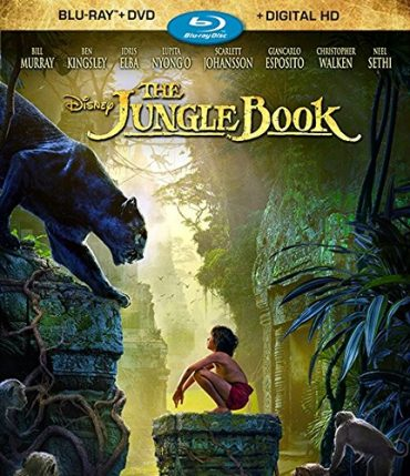 Disney's Jungle Book is Now Available on DVD/Blu-ray/Digital HD