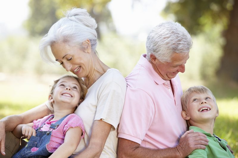 Are We Hard-Wired to be Grandparents?
