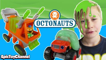 GRANDkids Love Octonauts