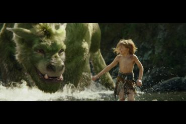 Pete's Dragon – Emotion and Action with Friendship and Bravery