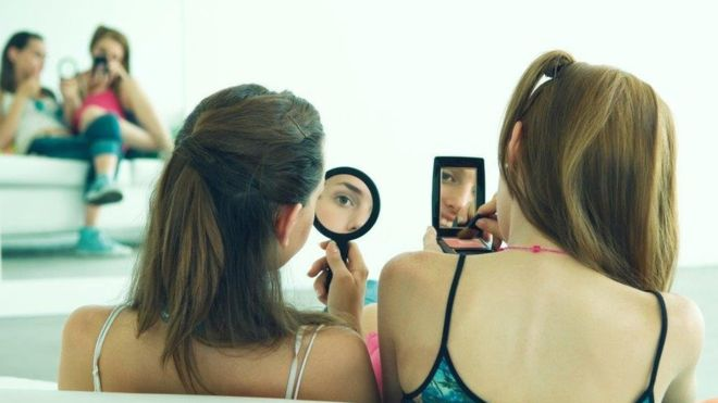 Is Your Granddaughter Under Pressure to Look Perfect?