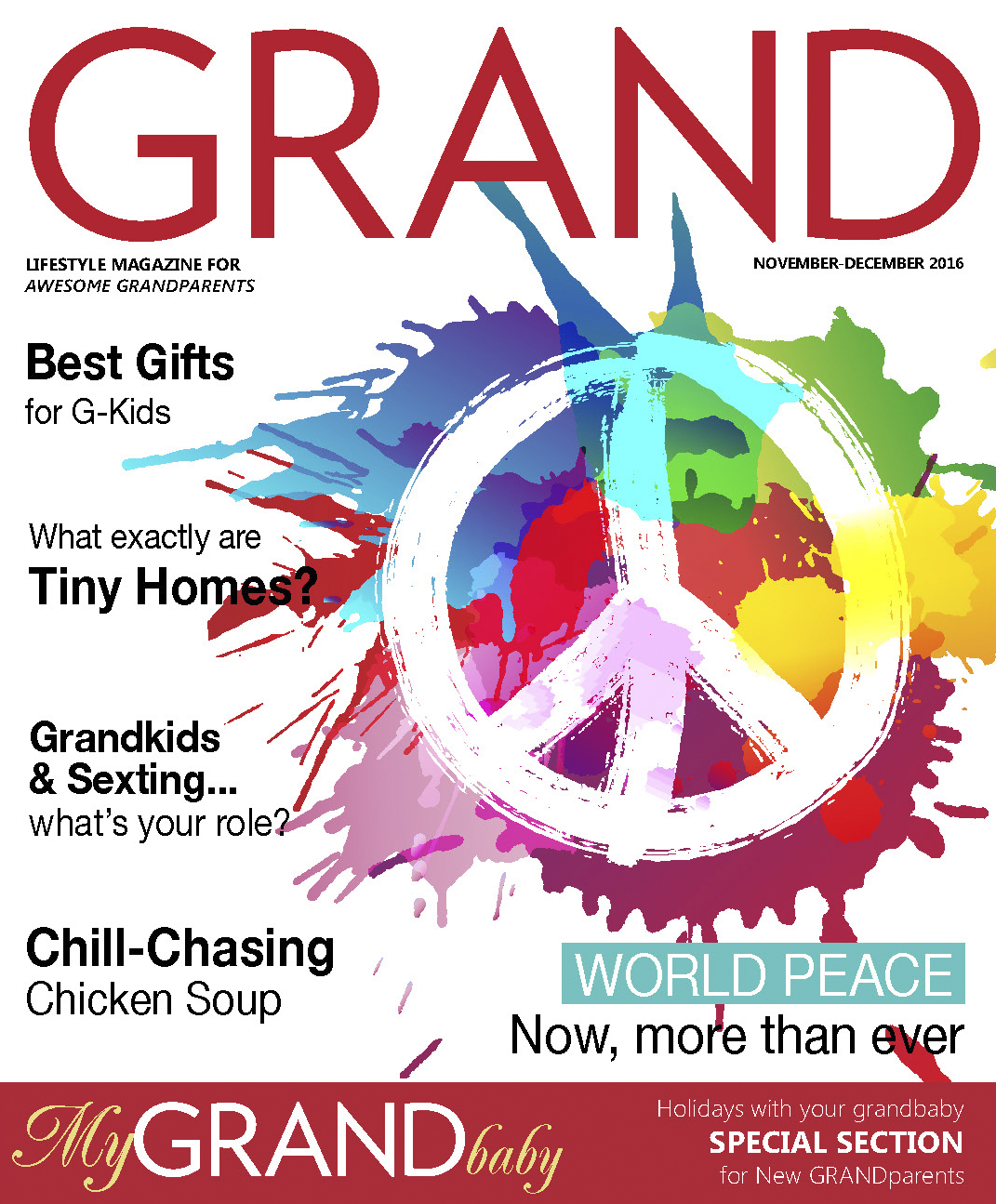 Nov/Dec 2016 GRAND Magazine cover